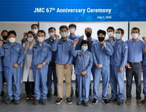 JMC 67th Anniversary Ceremony