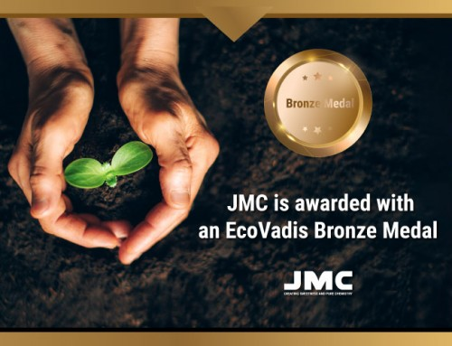 JMC Receives Bronze Medal for Sustainability